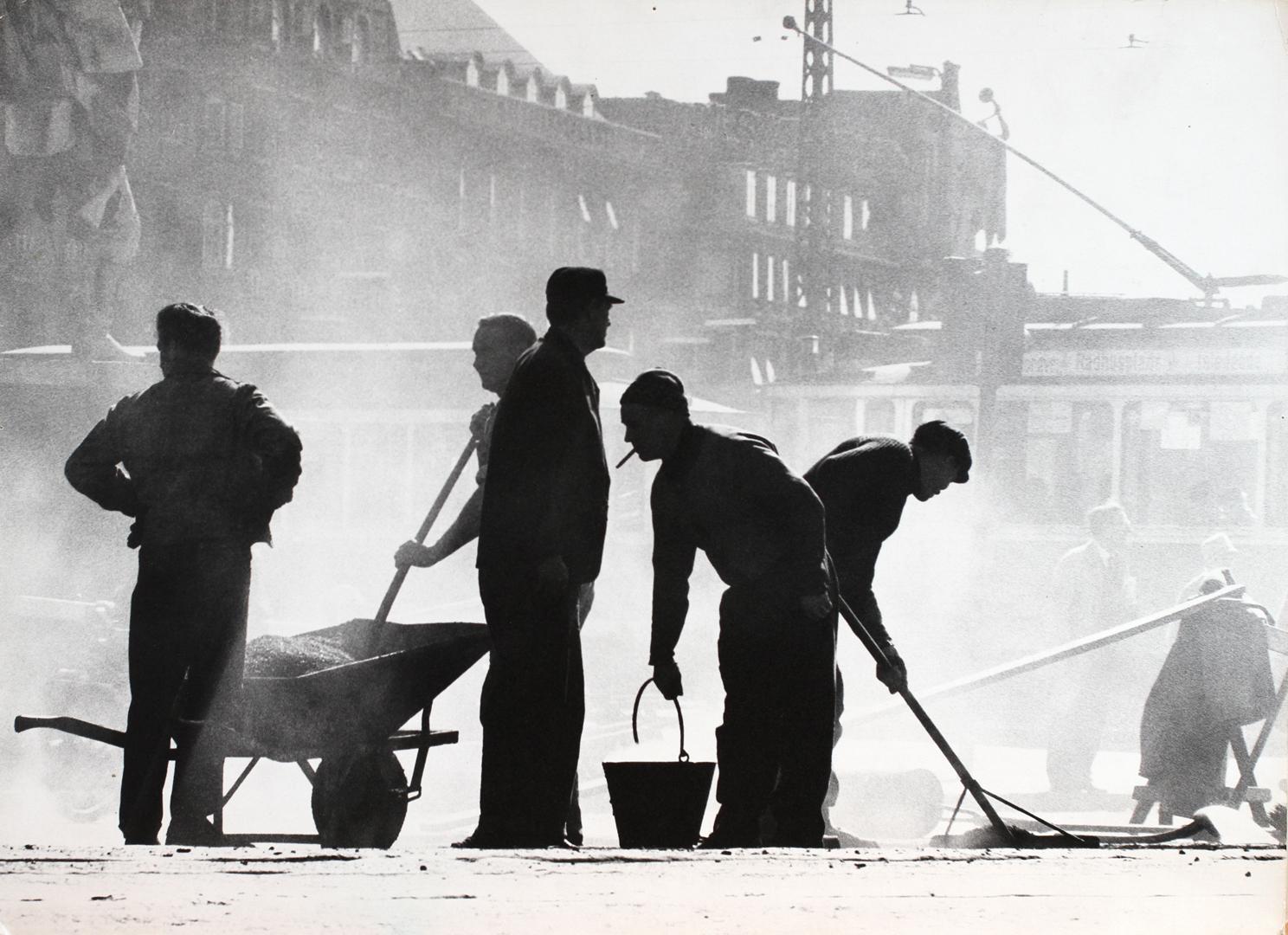 Hans E. Anderen Workers ca. 1963