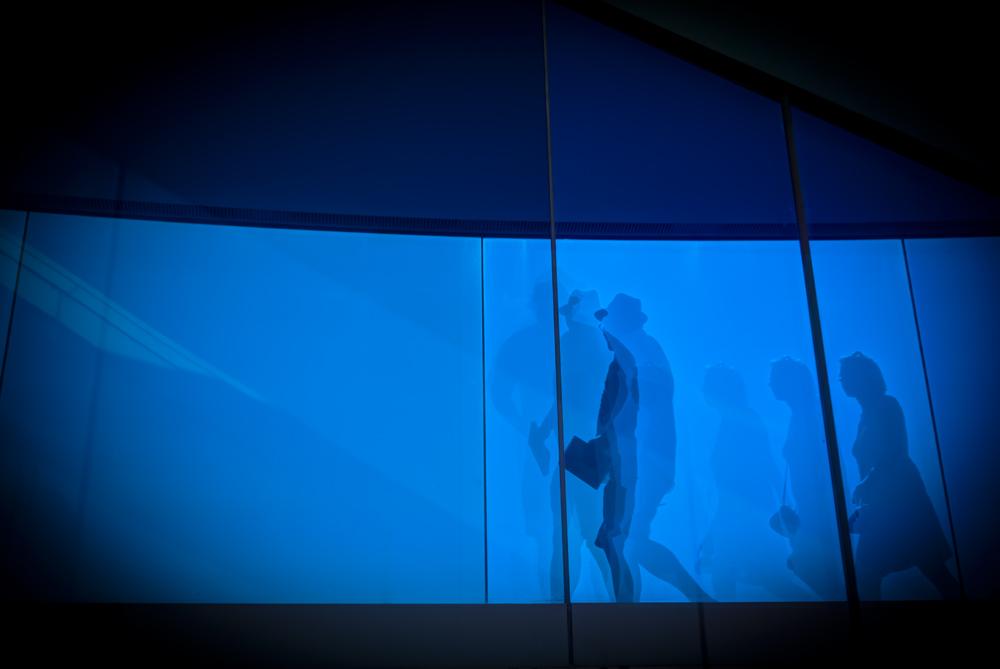 Farve 1. plads René Wedel Ind I det blå lys